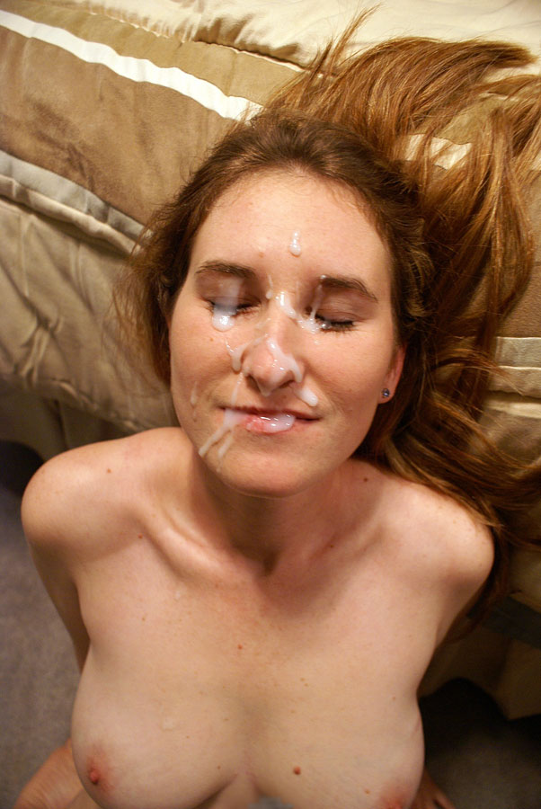 Homemade Amateur Facials 77