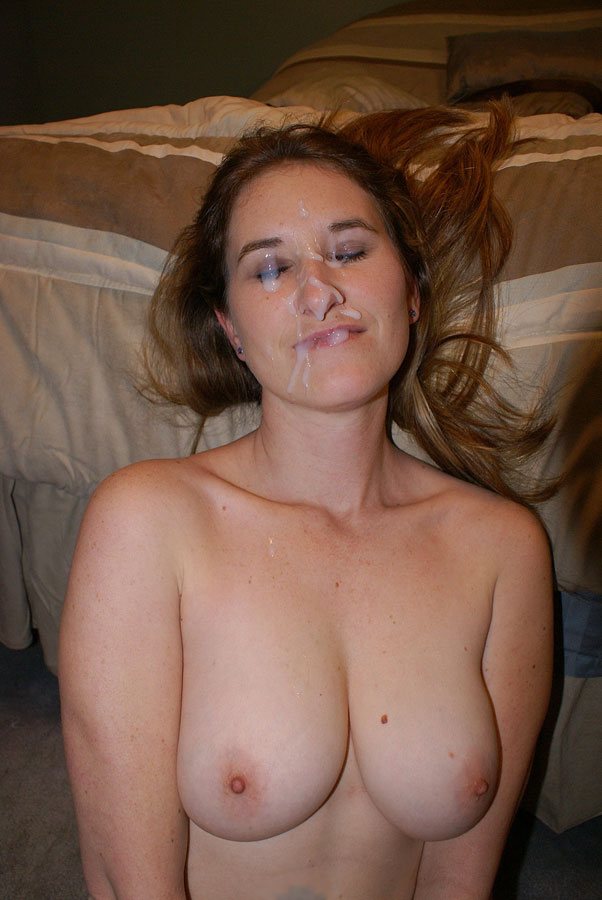 Ready Cum on the face milf porn messages
